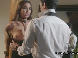 Curvy hotwife Karlee fucks in lingerie picture slut