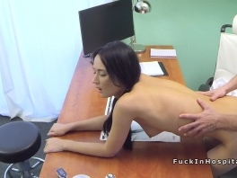 Doctor cures patient with office fuck picture slut