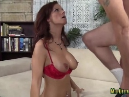 Busty Redhead Cougar by MilfDestroy picture slut