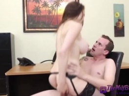 Milf Boss Gets Boned on Her Desk picture slut