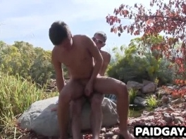 Twink moans while getting fucked outdoor by Dakota Ford picture slut