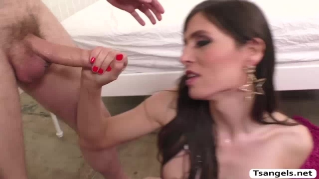 Hot Slut TBabe Korra DelRio enjoys anal plus facial picture slut