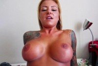 Mofos Blonde wants me to jizz on her big tits video