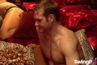 Couple signs contract for swingers free pass at swing house picture slut
