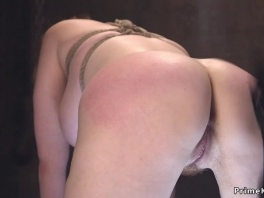 Busty redhead cunt and ass banged bdsm picture slut